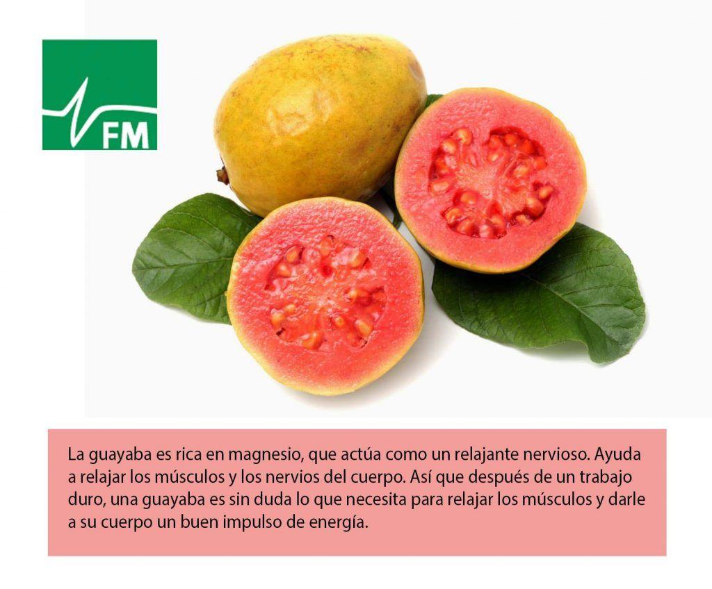 Beneficios de la Guayaba - Formula Medcia