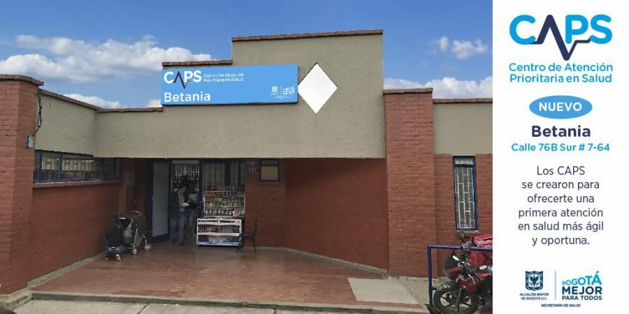 Caps Betania - Formula Medica