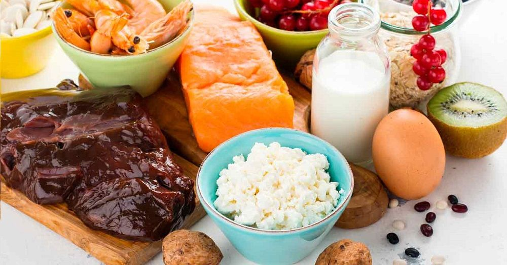 Comida rica en fosforo - Formula Medica