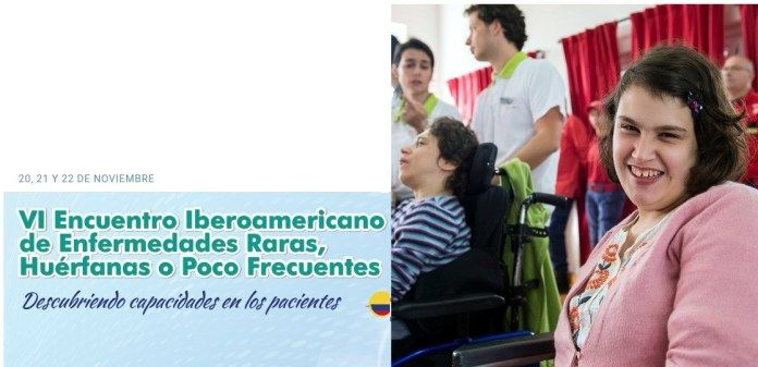 Encuentro Iberoamericanos de Enfermedades Huerfanas - Formula Medica
