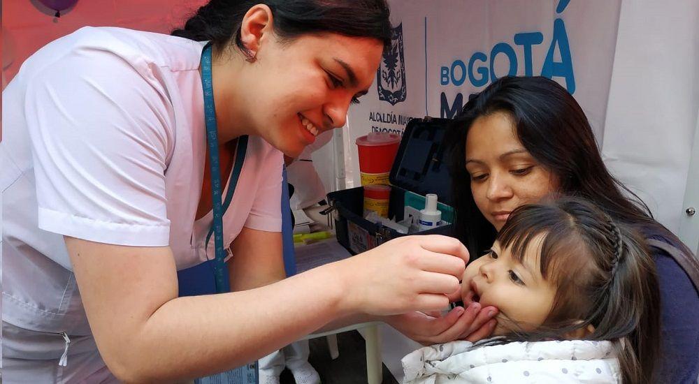 Gran jornada de vacunacion - Formula Medica