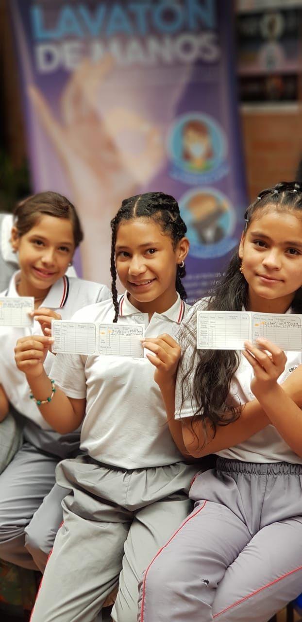 Vacunacion a estudiantes - Formula Medica