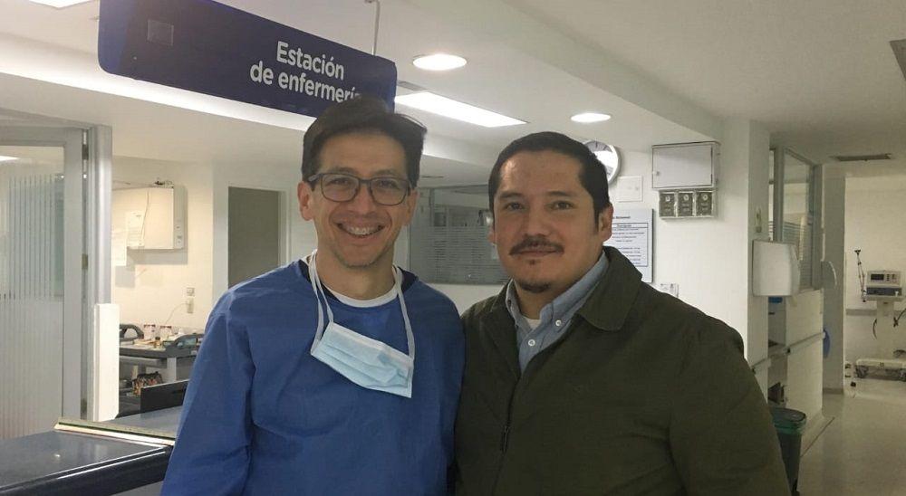 Rehabilitacion soldado peruano - Formula Medica