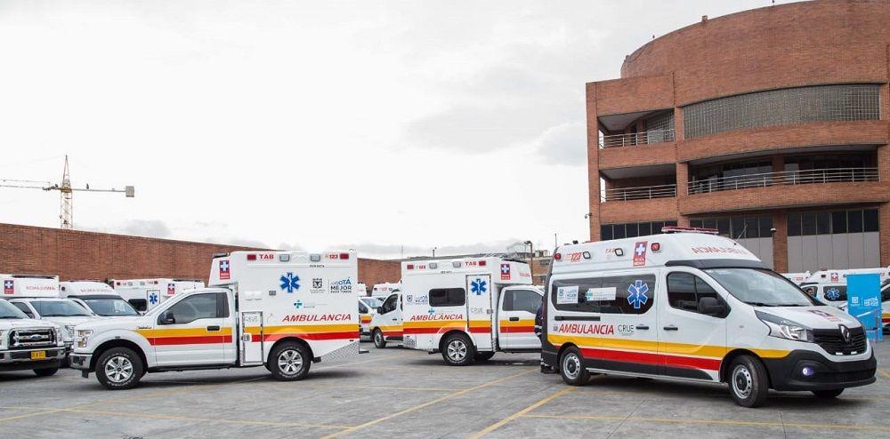 Sistema de urgencias en Bogota - Formula Medica