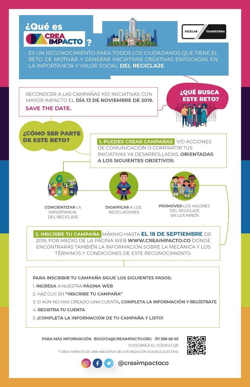 Crea impacto - Formula Medica