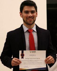 Santiago Camilo Acosta Quiroga - Formula Medica