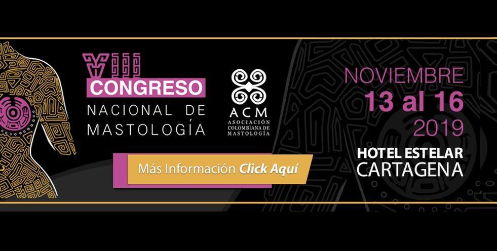 VIII Congreso Nacional de Mastología - Formula Medica