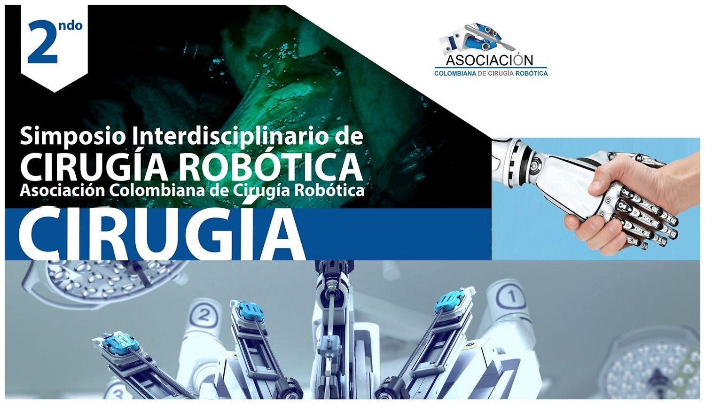 Segundo simposio de cirugía robótica - Fórmula Médica