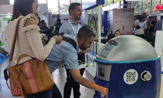 Feria Internacional de Seguridad - Fórmula Médica