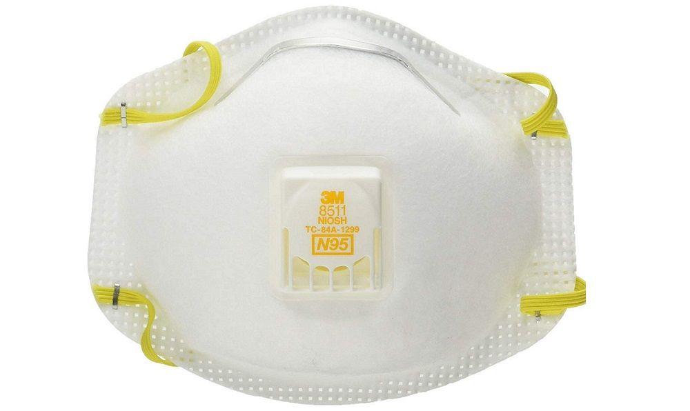 Respirador N95 - Fórmula Médica