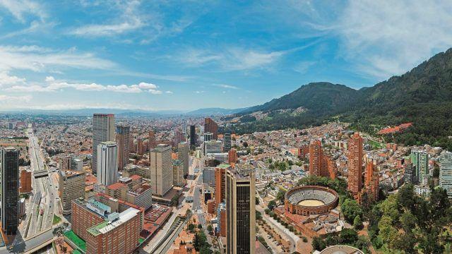 Bogotá, la ciudad con más contagios en Colombia - Fórmula Médica