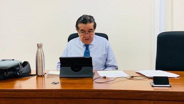 Ministro Fernando Ruiz - Fórmula Médica