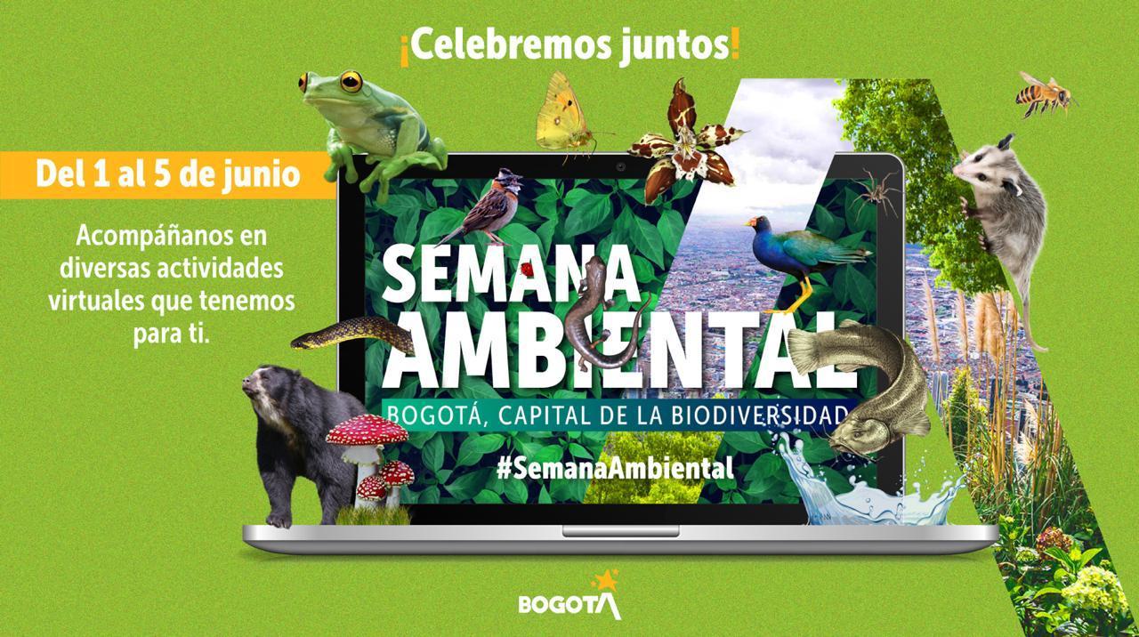 Semana Ambiental en Bogotá - Fórmula Médica
