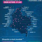 63.276 personas en Colombia tienen COVID-19 - Fórmula Médica