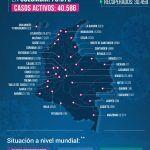 73.572 personas en Colombia tienen COVID-19 – Fórmula Médica