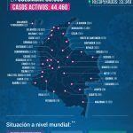 80.599 personas en Colombia tienen COVID-19 - Fórmula Médica