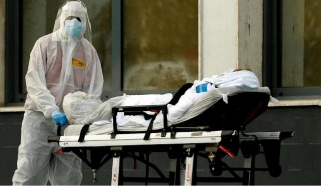 Más de 10.000 muertos por COVID-19 - Fórmula Médica