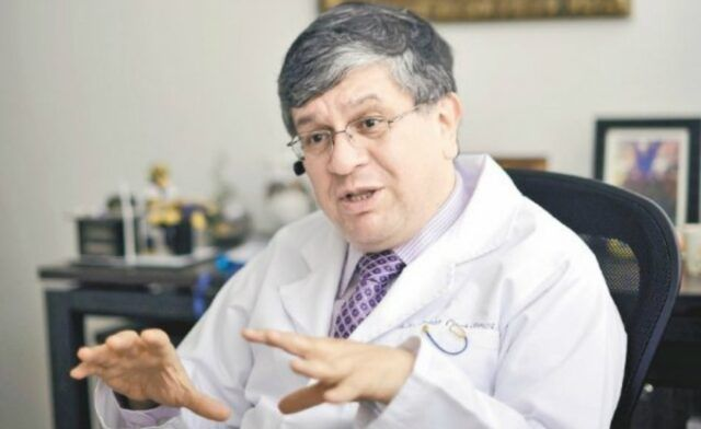 Dr. Julio César Castellanos - Fórmula Médica