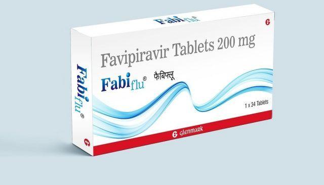 Favipiravir - Fórmula Médica