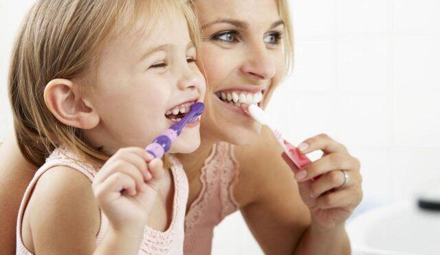 Cepillado de dientes - Fórmula Médica