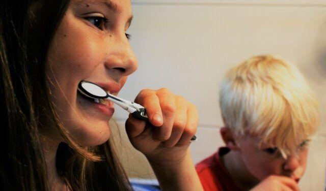 Salud oral en los niños - Fórmula Médica