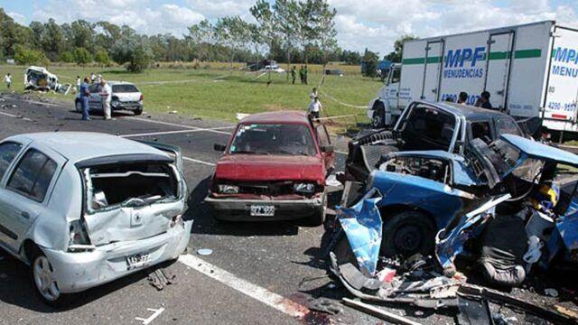 Accidente de tránsito - Fórmula Médica