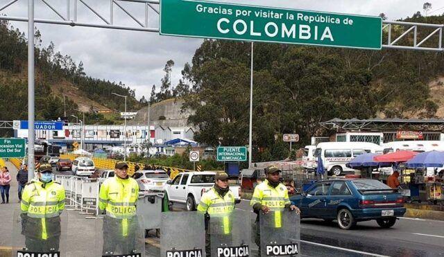Frontera de Colombia - Fórmula Médica