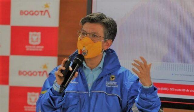 Alcaldesa Claudia López - Fórmula Médica