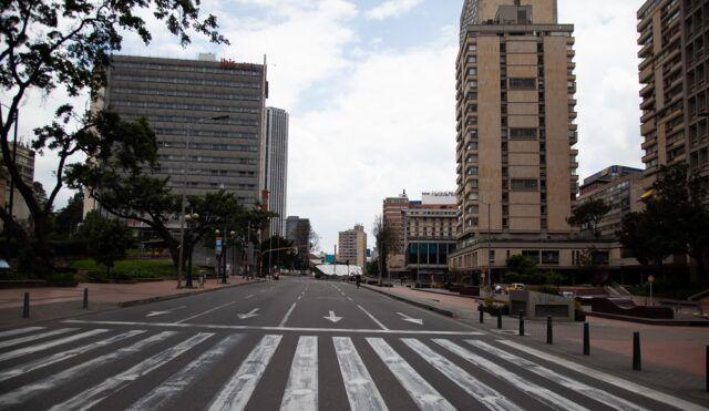 Cuarentena en Bogotá - Fórmula Médica