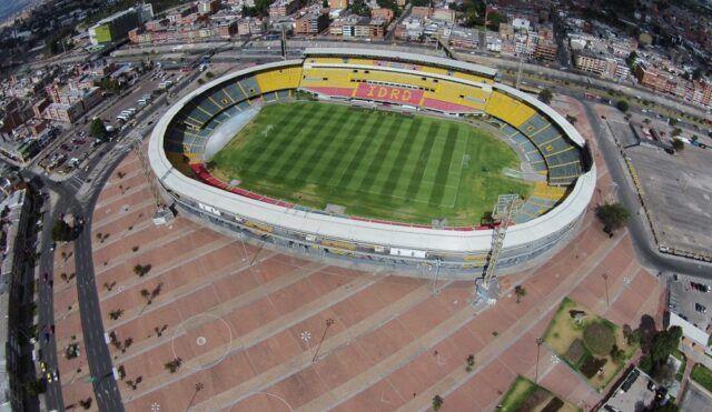 Estadio El Campin - Fórmula Médica