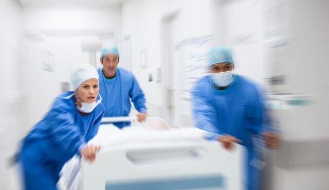 Área de urgencias - Fórmula Médica