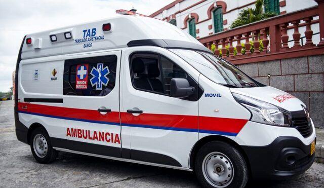 Ambulancia - Fórmula Médica