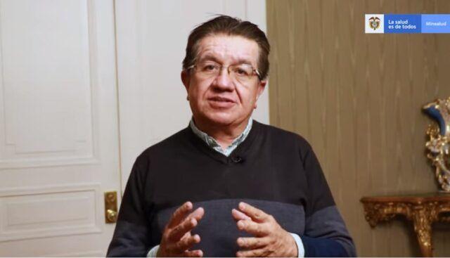 Ministro Fernando Ruíz Gómez - Fórmula Médica