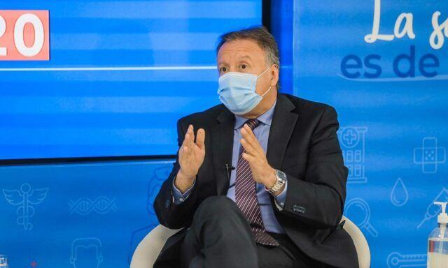 Dr. Luis Alexander Moscoso - Fórmula Médica